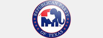 The Republican Party of texas logo
